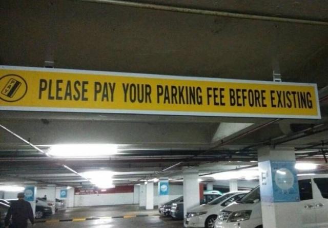 Parking Fun