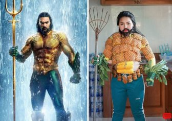 Funny Food Cosplay