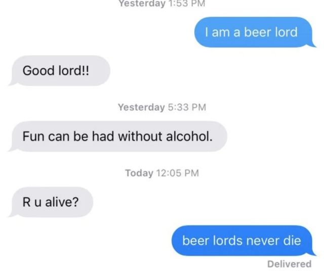 When People Drunk-Text Their Parents