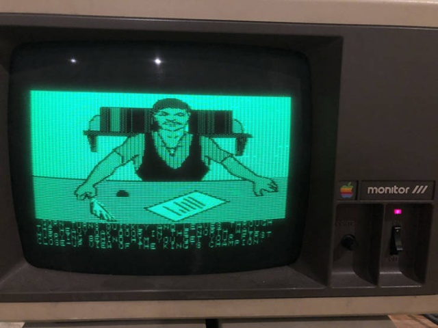 Man Finds His 35-Year-Old Computer With Games He Saved When He Was A Kid