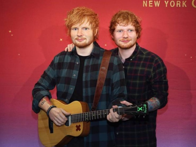 Can You Guess Where Are The Celebs And Where Are Their Wax Figures?