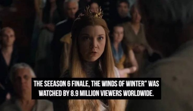 """Game Of Thrones"" Facts Are Coming"
