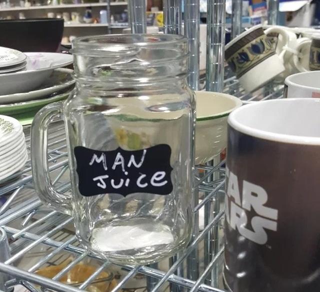 Weird Thrift Shop Things