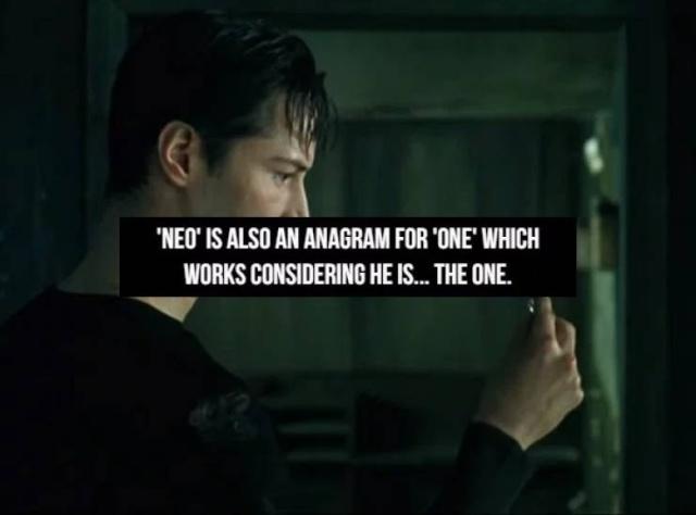 """The Matrix"" Facts"