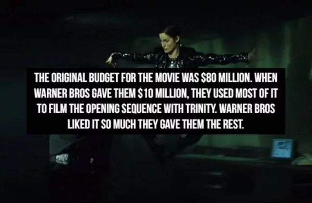 """The Matrix"" Facts"
