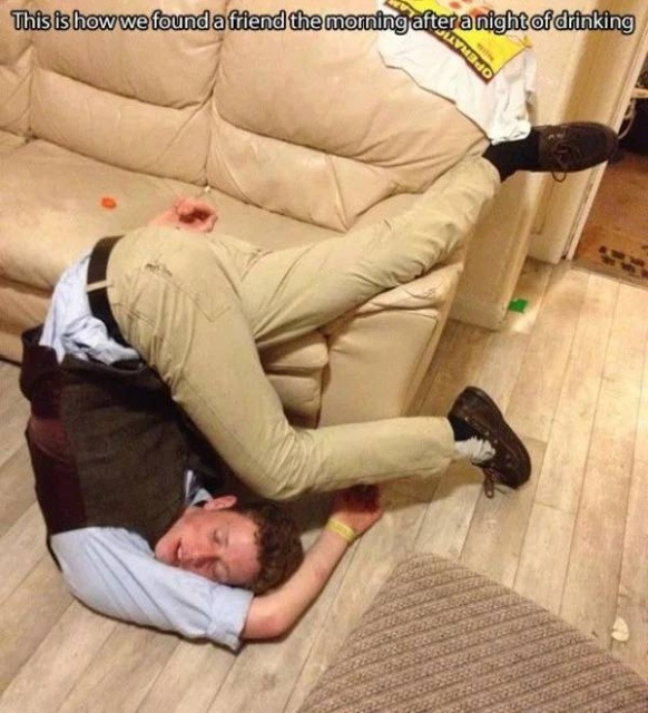 Drunk People Doing Stupid Things, part 3