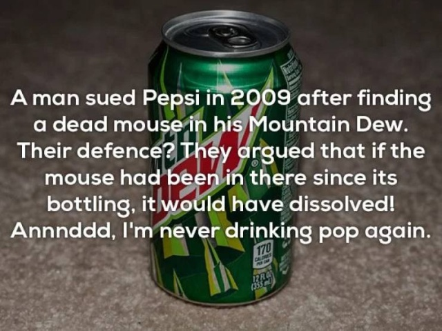 Interesting Facts, part 58