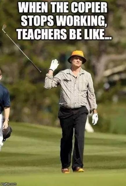 Teacher Memes, part 2