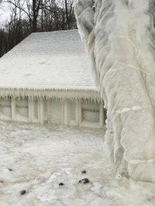 Ice Tsunami Aftermath