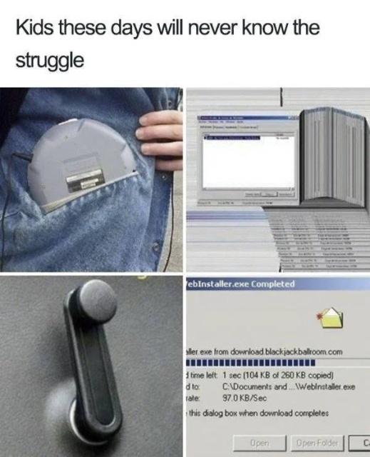 Nostalgic Memes