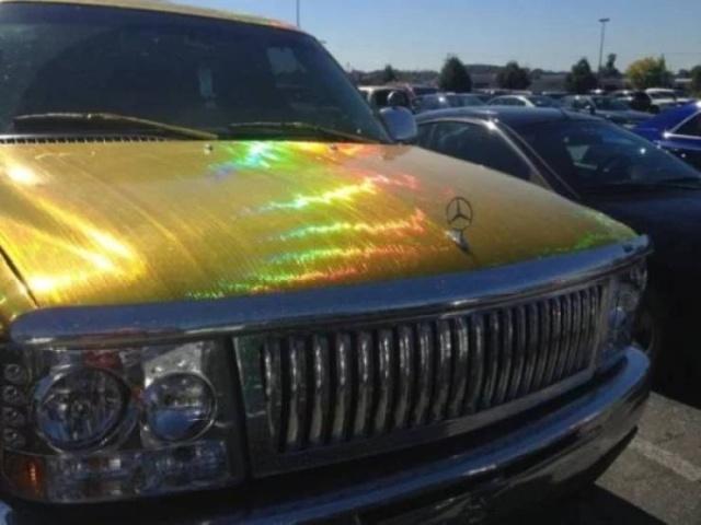 Very Strange Cars