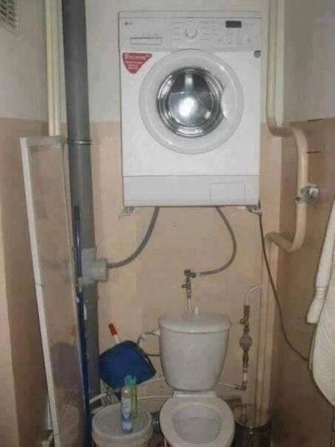 Strange Toilets