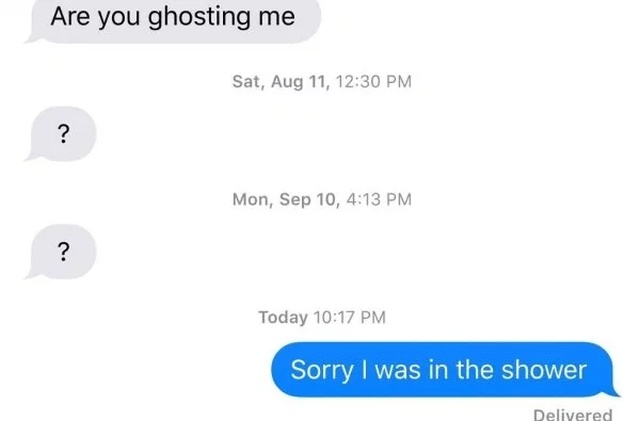 Texts From Your Ex, part 2