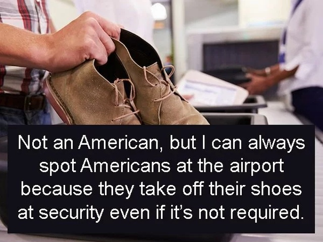 It's Hard To Be An American When You Leave The USA