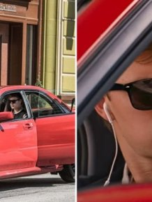 The Stunt Driver Behind Baby Driver's Crazy Car Chases