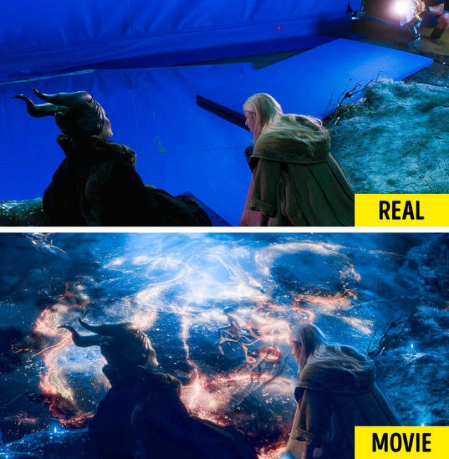 Special Effects In The Movies, part 3