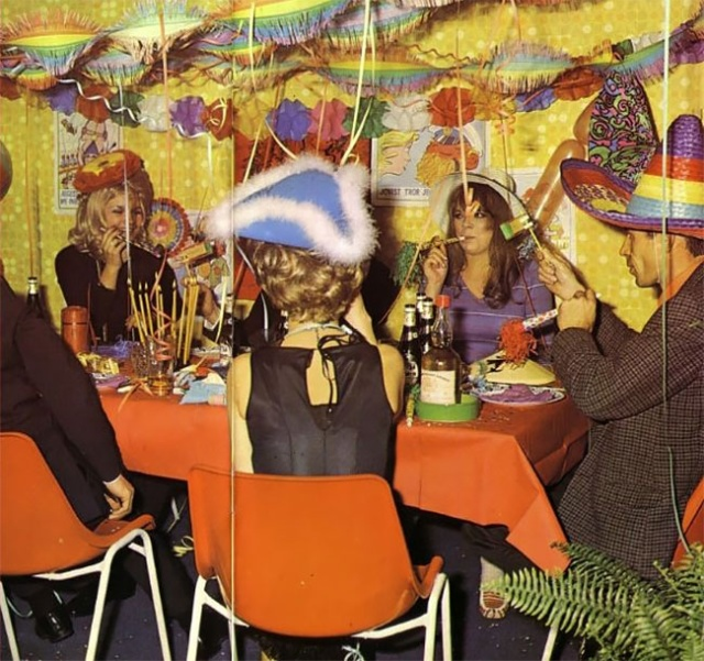 Parties In The 1970s