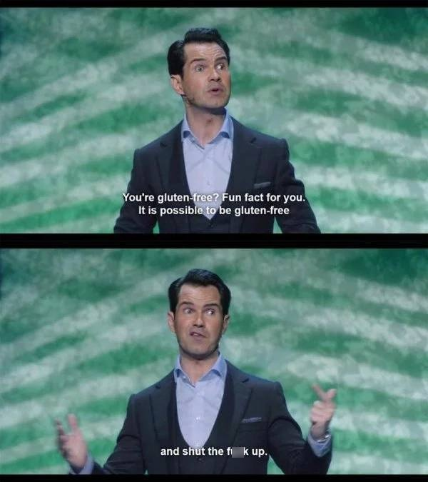 Jimmy Carr Is An Expert At Dark Humor