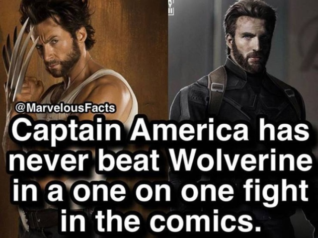 Facts About Marvel Superheroes