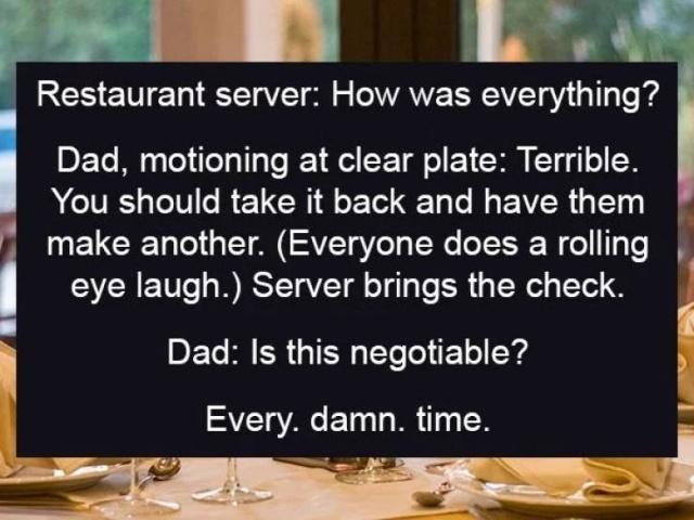 Dad Jokes, part 6