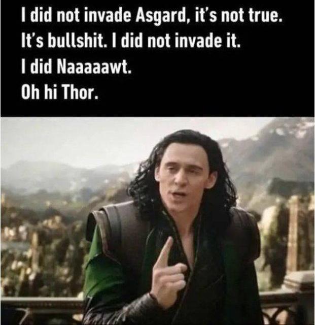 Avengers Memes, part 3