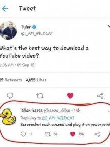 Funny Useless Tips