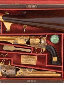 Colt Model 1860 Army Revolvers