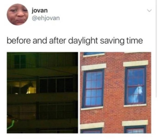 Memes For When You Need An Extra Hour Of Daylight