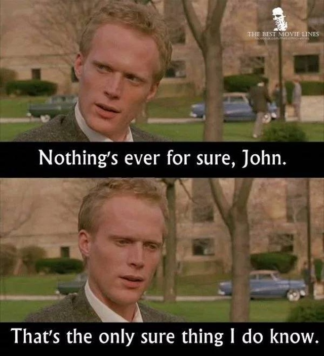 Movie Lines From Famous Movies