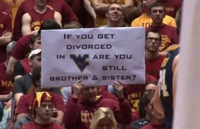 Funny Sport Signs