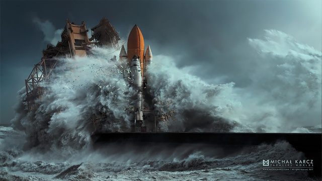 A Journey Through The Dismal World With Michal Karcz