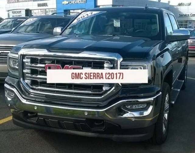 The Most Stolen Vehicles In The US In 2018, part 2018