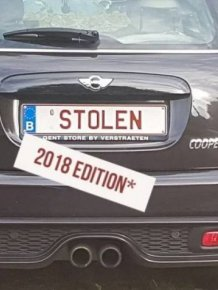 The Most Stolen Vehicles In The US In 2018