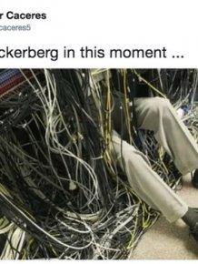 Facebook & Instagram Shutdown Memes