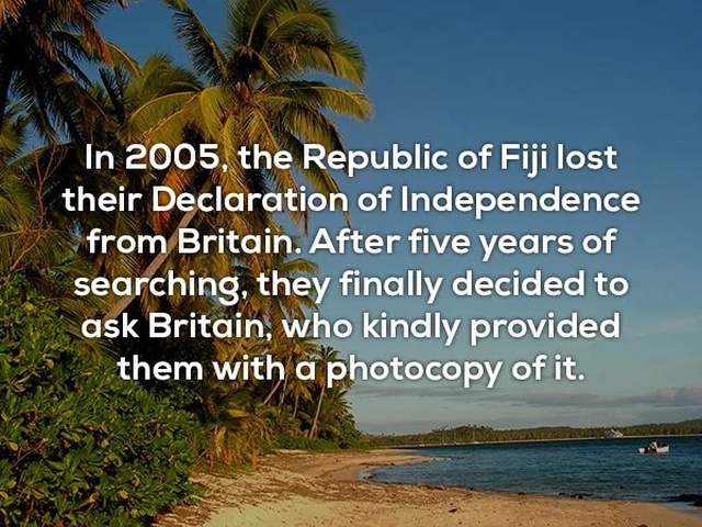Interesting Facts, part 61