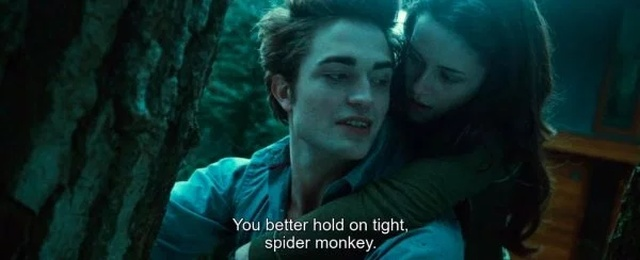 Twilight Saga Out Of Context