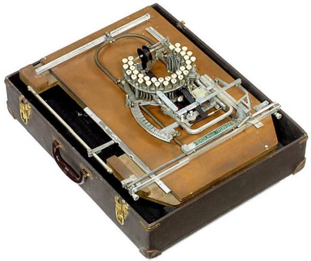 Music Typewriter