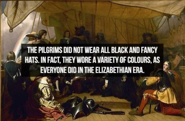 Explanations Of Some Historical Facts That Are Not True
