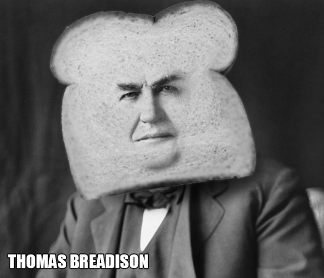 Bread Celebrities