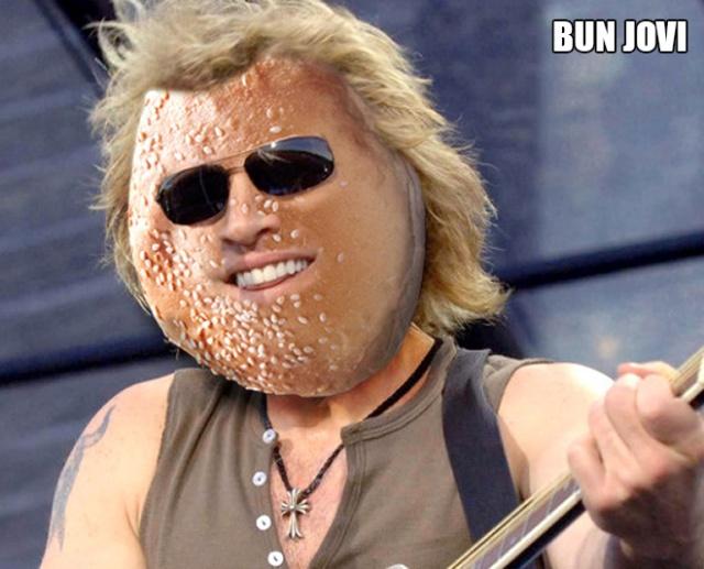 Bread Celebrities