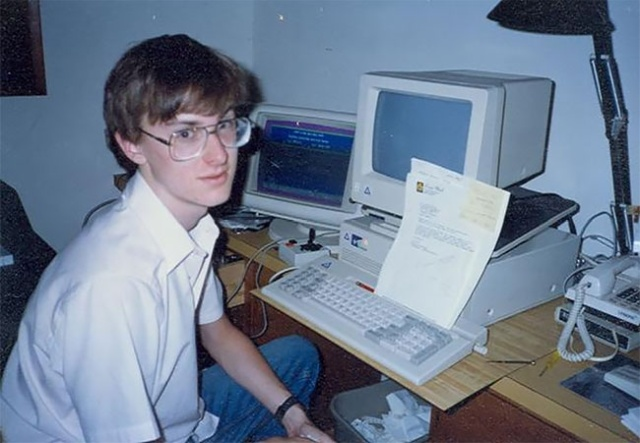 '80s Geeks. Are They All Billionaires Now?