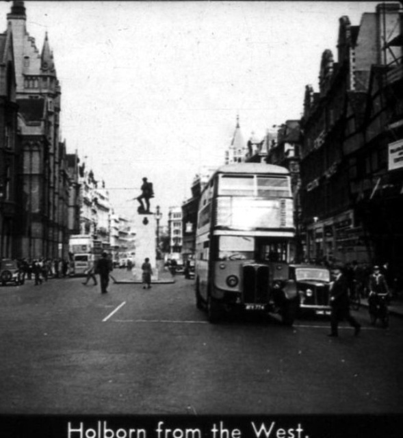London In The 1930s