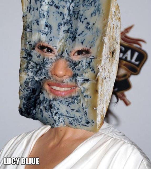 Cheese Celebrities