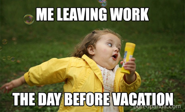 Travel And Vacation Memes