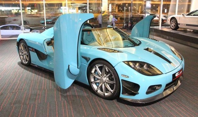 Mexican Businessman Destroys Koenigsegg Supercar Worth $1.5 Million And Built Specifically For The Qatari Royal Family Several Months After He Bought It From Them