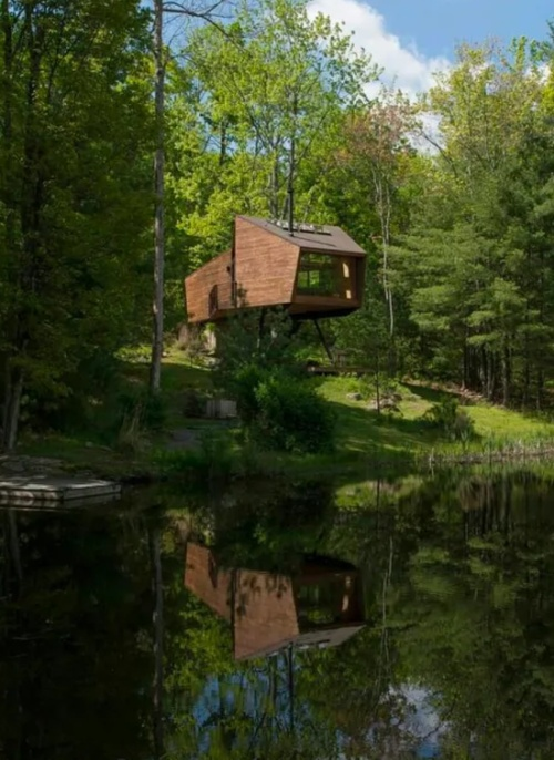 Holiday Get-Away Cottages For Couples