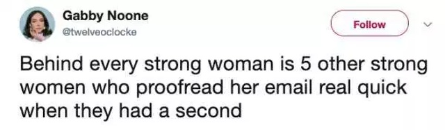 Women Will Understand