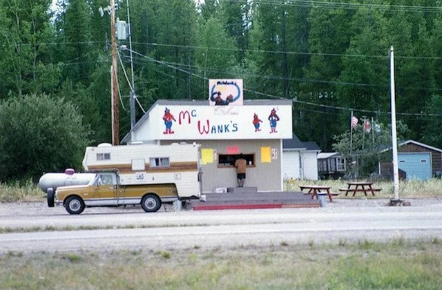 Clever Restaurant Names Or Too Much?