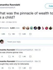 The Height Of Luxury According To Children