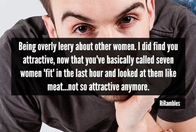 Things Men Do That Women Hate
